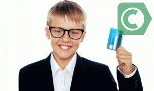 Как оформить банковскую карту на ребенка