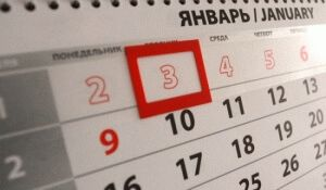 Отпуск в праздничные дни - как переносятся праздники на рабочее время